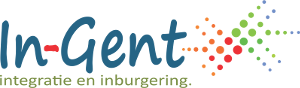 The IN-Gent logo